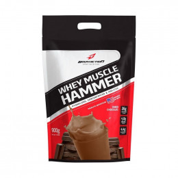 WHEY MUSCLE HAMMER 900G - BODY ACTION