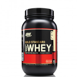 GOLD STANDARD WHEY 2LBS - OPTIMUM NUTRITION